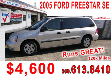 2005 For Freestar SE